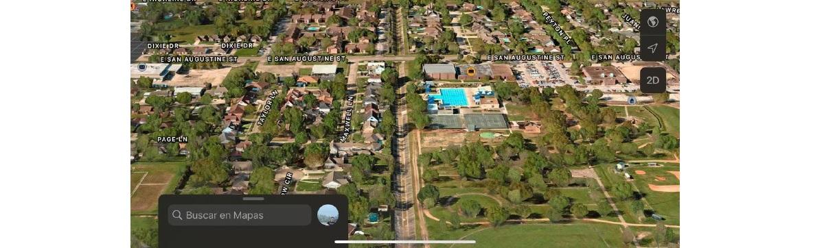Mapas iOS 15