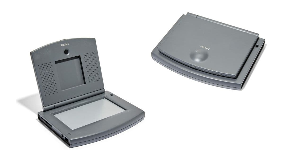 Apple VideoPad 2