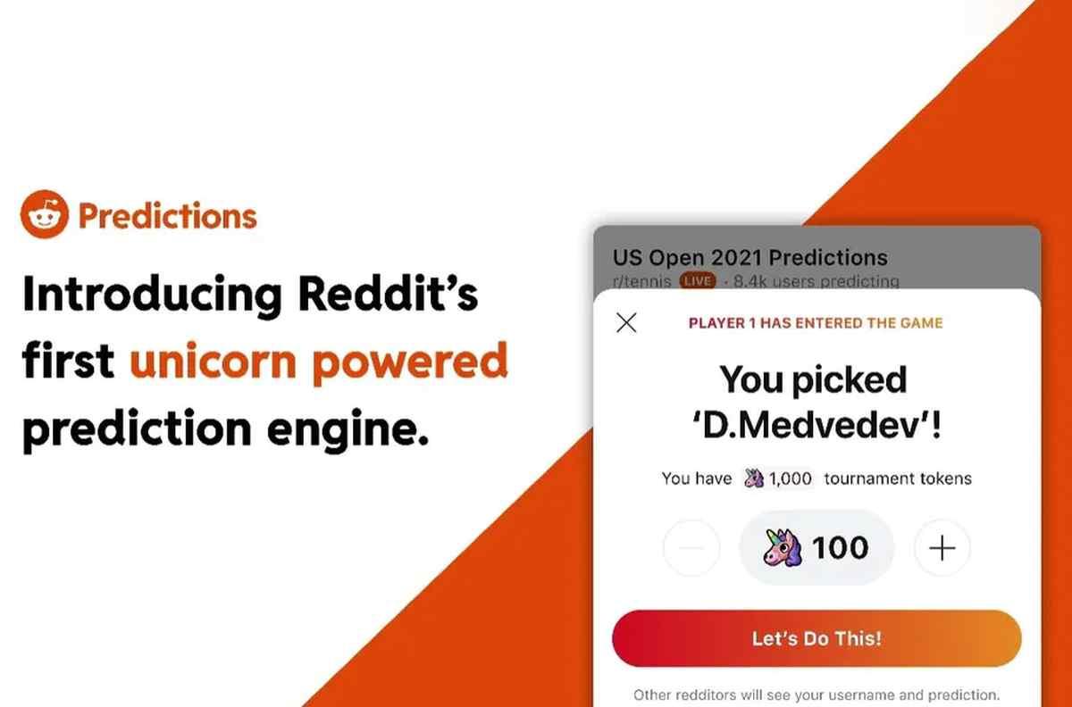 Predicciones de Reddit