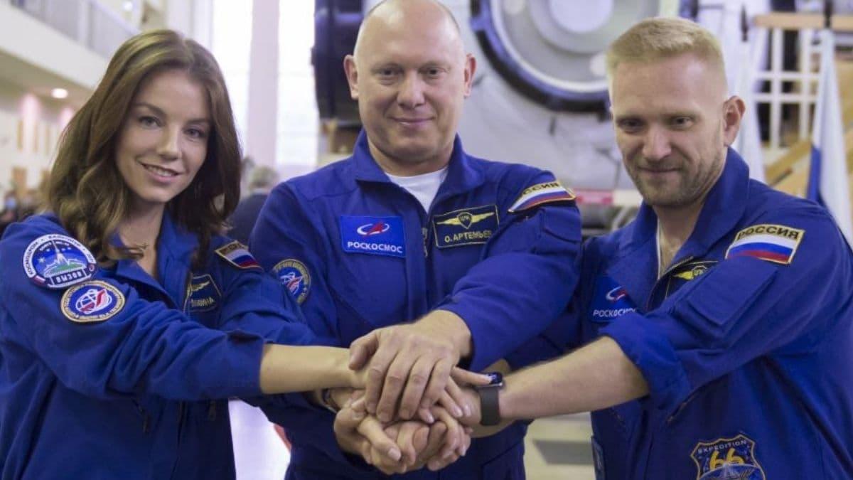 Ya está en rodaje The Challenge, la primera película filmada en el espacio