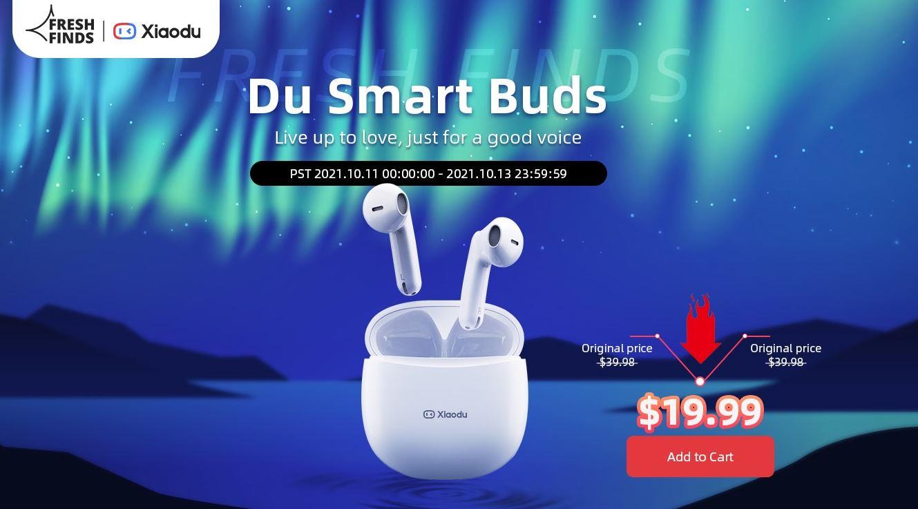 Xiaodu Du Smart Buds